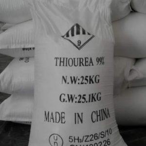 thiourea