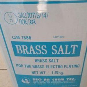 brass salt
